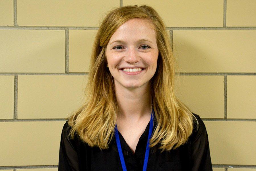 New teacher at OHS Marissa Arndt
