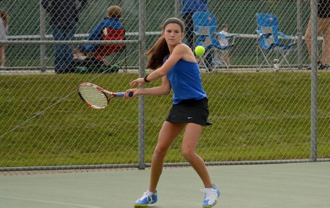 Photo Gallery:  Girls Tennis