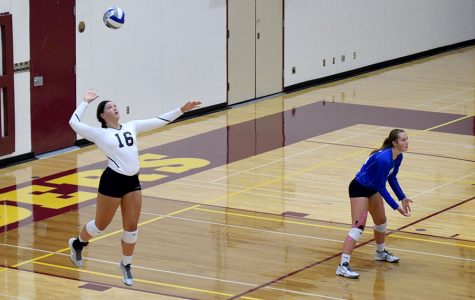 Photo Gallery:Owatonna Volleyball