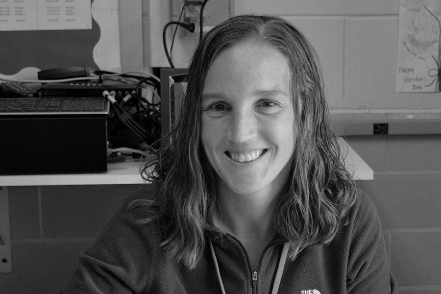 New teacher at OHS Emily Paur