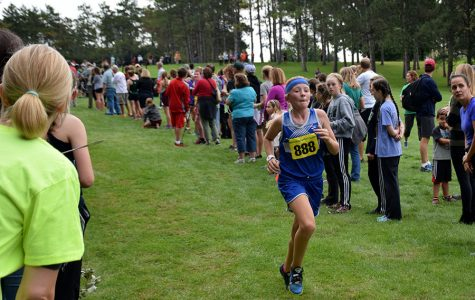 Emotions run high in Girls Cross Country