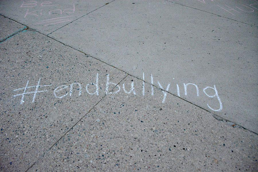Only you can end bullying.  Being nice is way more fun than being mean.
