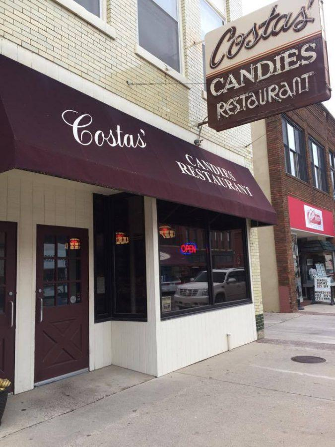 Costas' Candies & Restaurant
