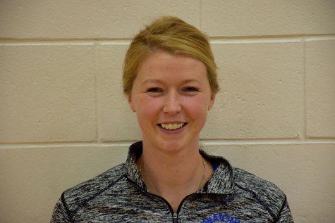 New girls basketball head coach Lindsey Hugstad Vaa