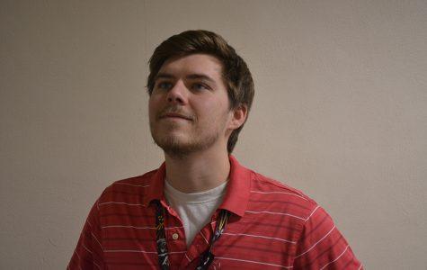 Game Club adviser Mr. Prafke