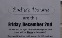Tonight is the Sadies Hawkins dance and the Mangeant