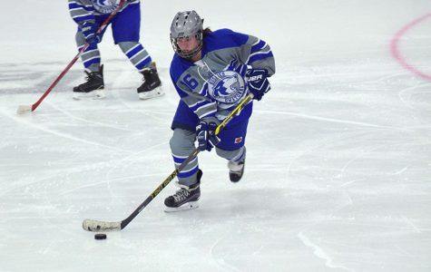 Hot start for girls hockey
