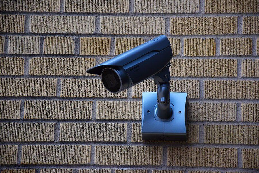 New cameras have been added around OHS
