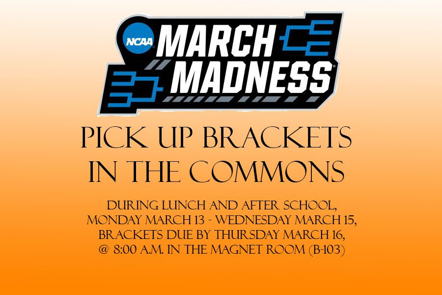 Magnet is hosting the 4th annual March Madness bracket contest