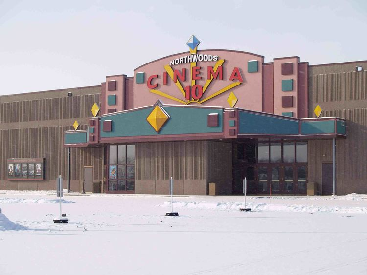 Owatonna Northwoods Cinema 10 Source: Google Images