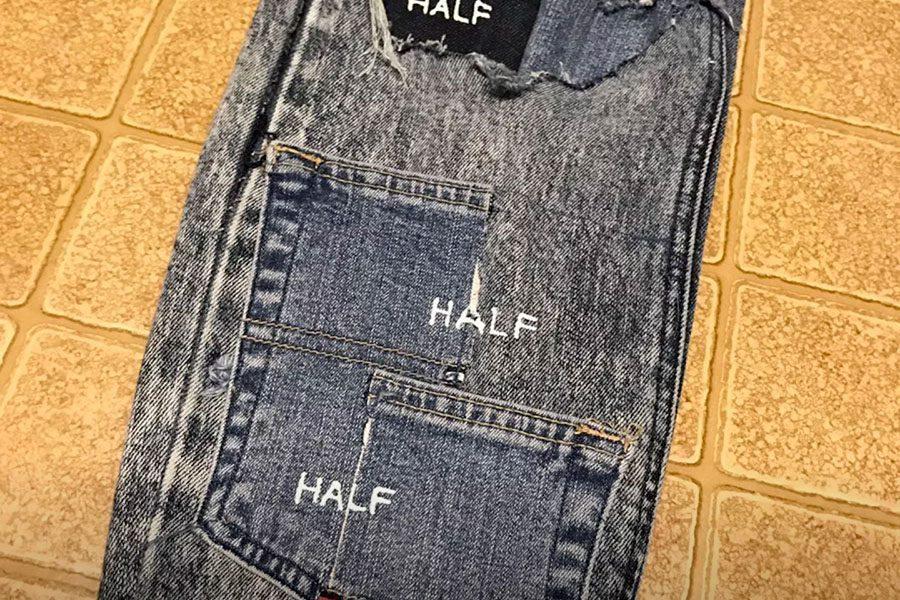 Half patchwork tommy hilfi. www.sekeriyesaleban@wixsite.com