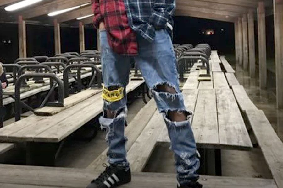 Sans-nom flannel and jeans featuring Ziggi. www.sekeriyesaleban@wixsite.com