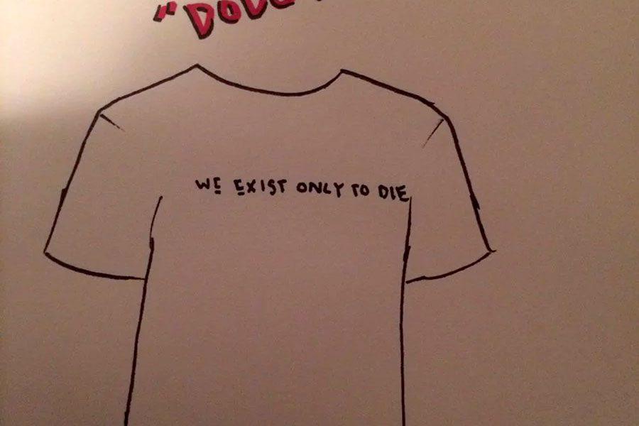 Dodo tee sans-nom. www.sekeriyesaleban@wixsite.com