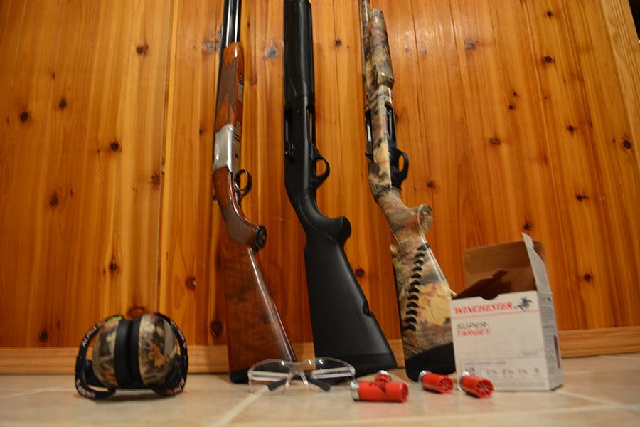 OHS Trap Shooting starts its first season this year
