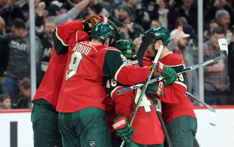 MN Wild into the playoffs