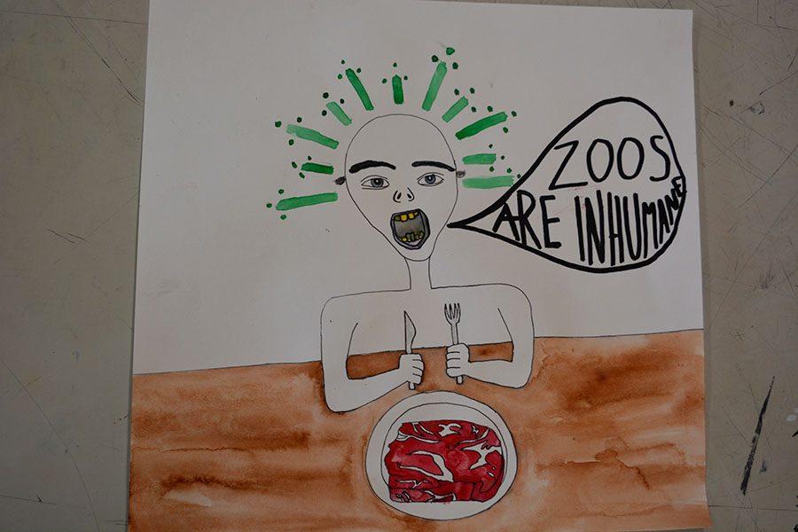 Zoos are inhumane