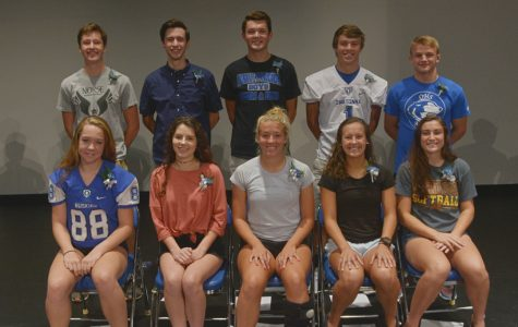 Words of Gratitude from the 2017 Homecoming Court