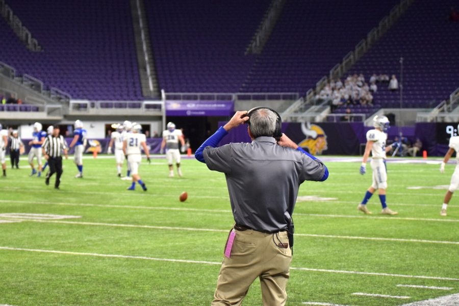 The most dedicated head coach in the state