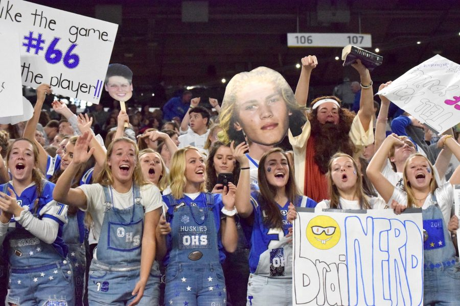 Students are ready to see more football next week