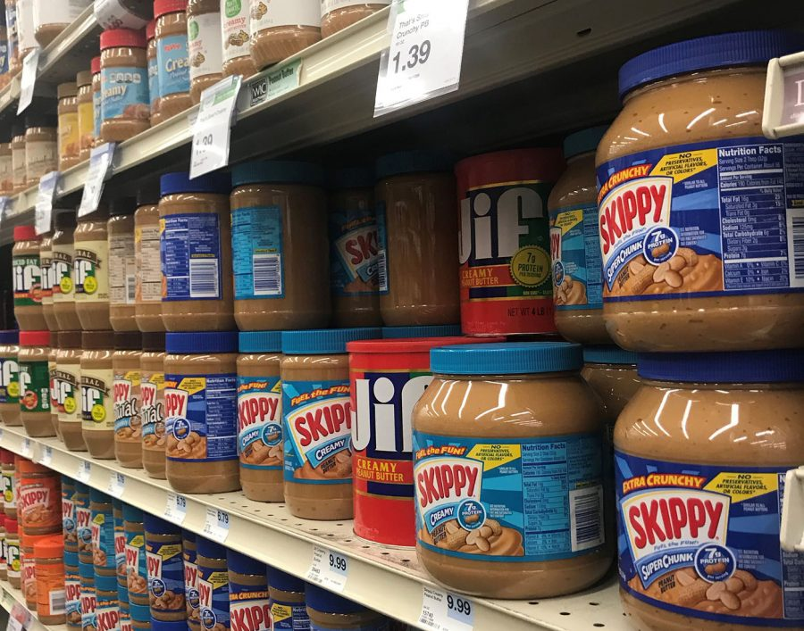 November is National Peanut Butter Month