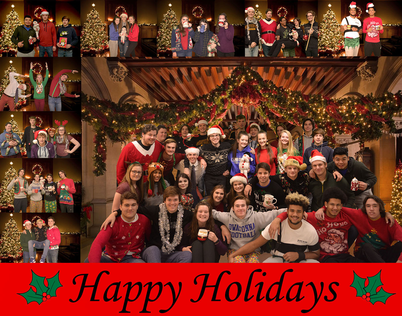 Wishing all the Magnet readers a wonderful & safe holiday!  With Love, OHS Magnet