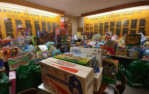 Season of Giving: Toys for Tots