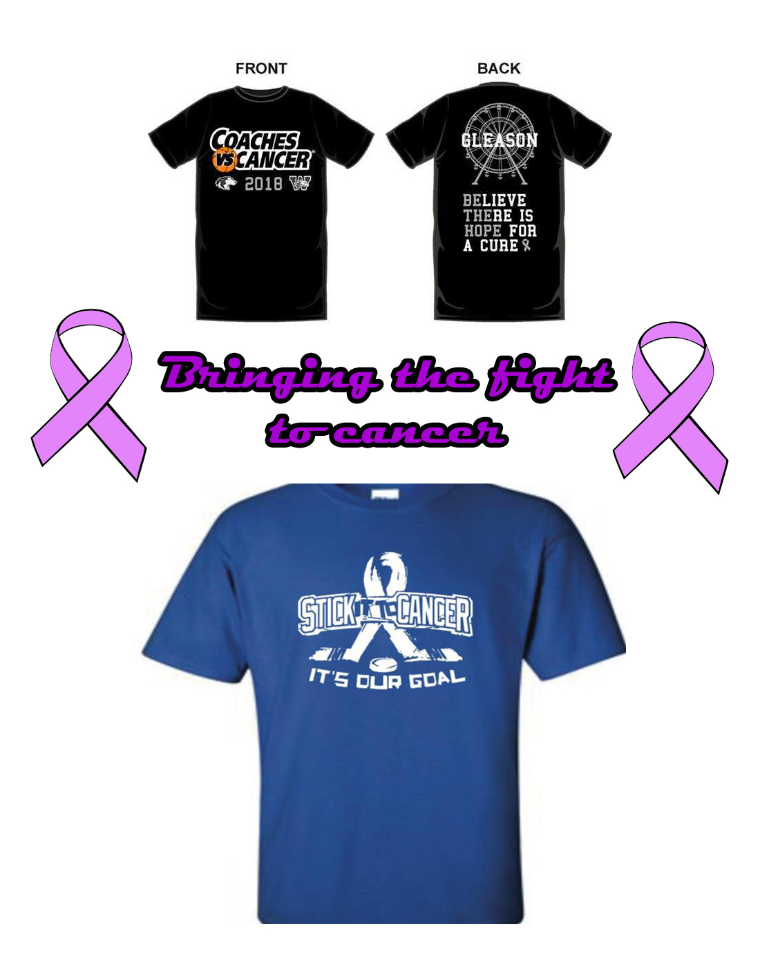 Owatonna Sports will be hosting nights to benefit cancer.
