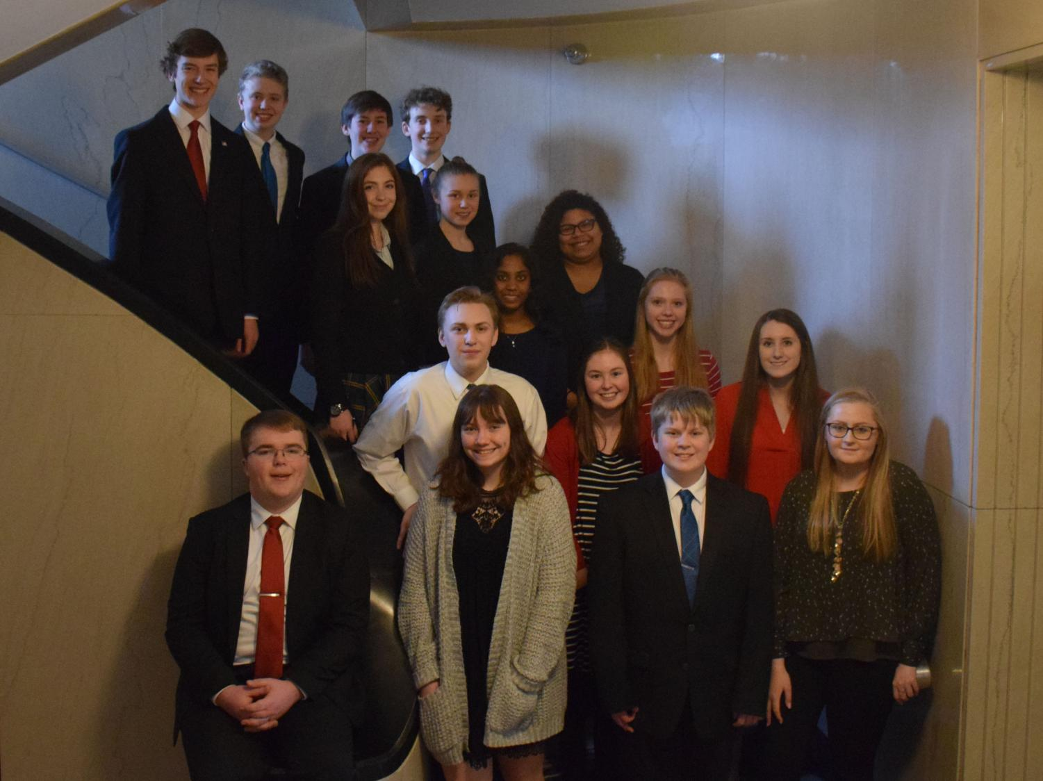 OHS Mock Trial A Team