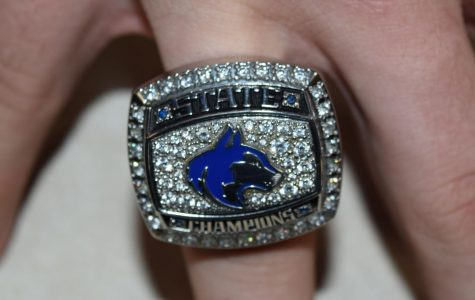 Owatonna Football State Championship ring