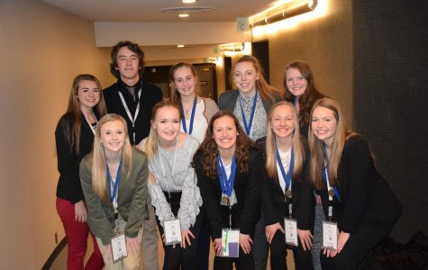 DECA State wrap up