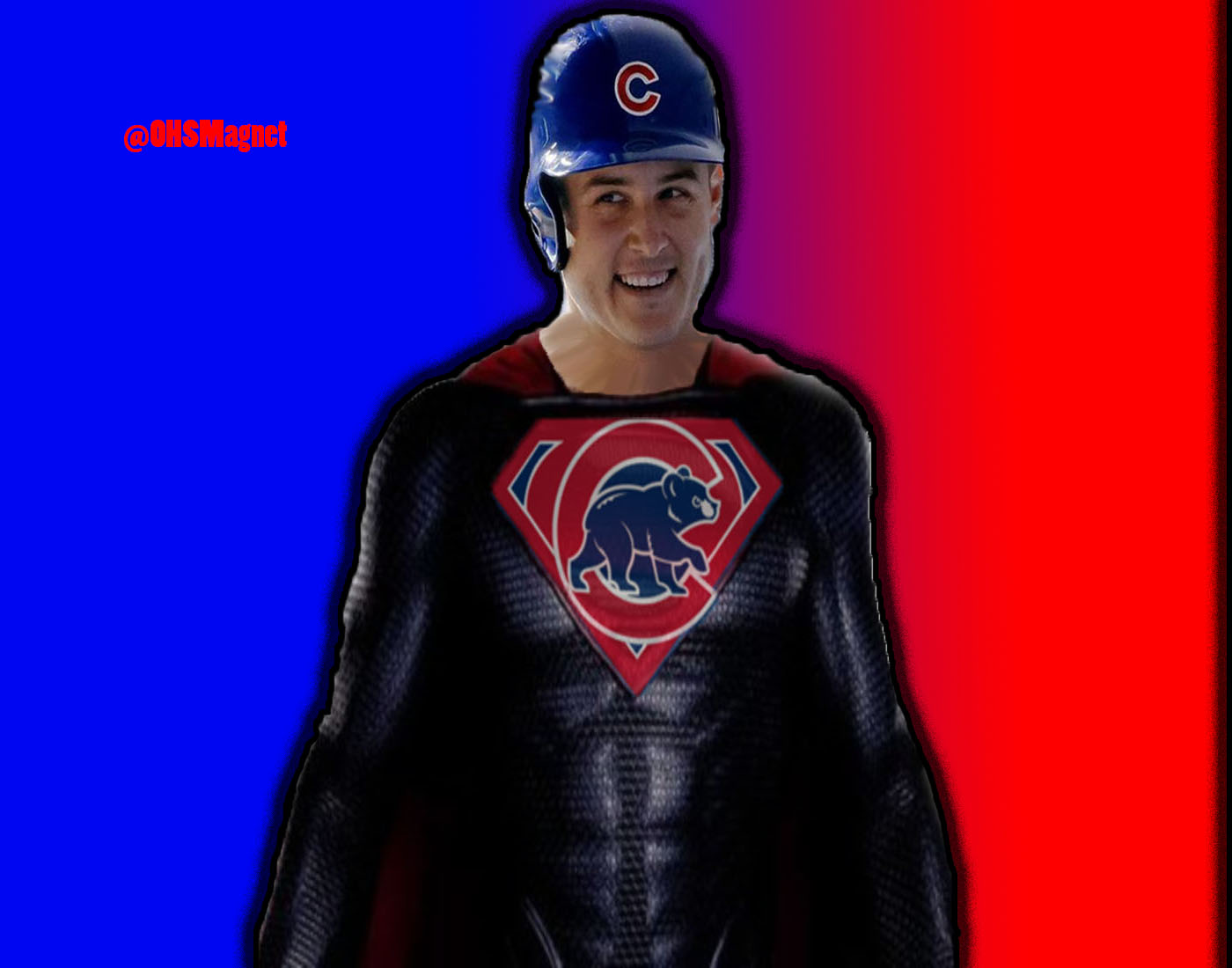 Anthony Rizzo is seen as a superhero by many