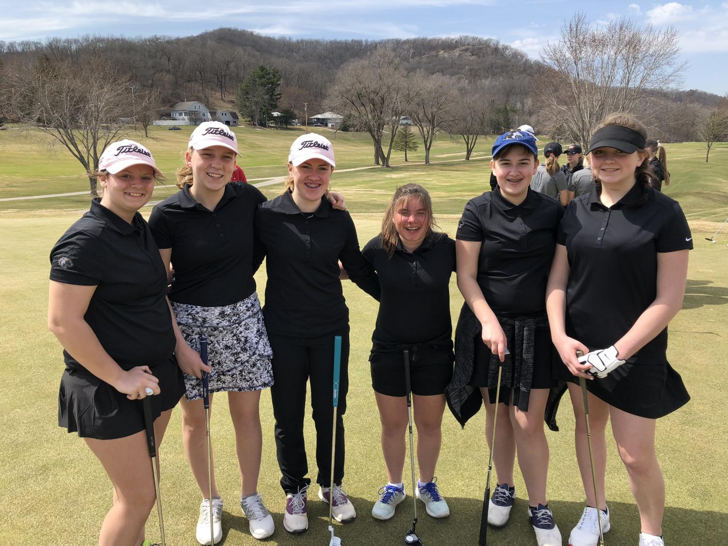 Girls Golf tees off the 2018 season