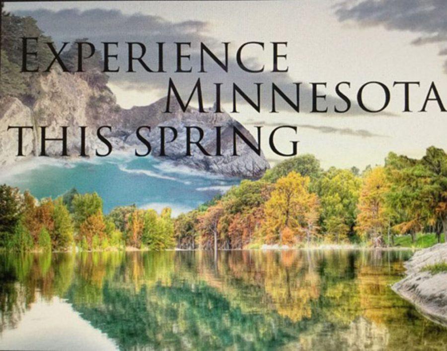 Experience Minnesota this spring