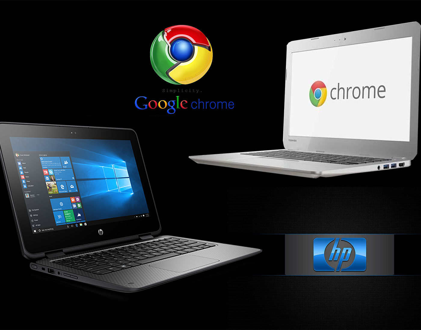 Decision between HP Windows or Google Chromebooks