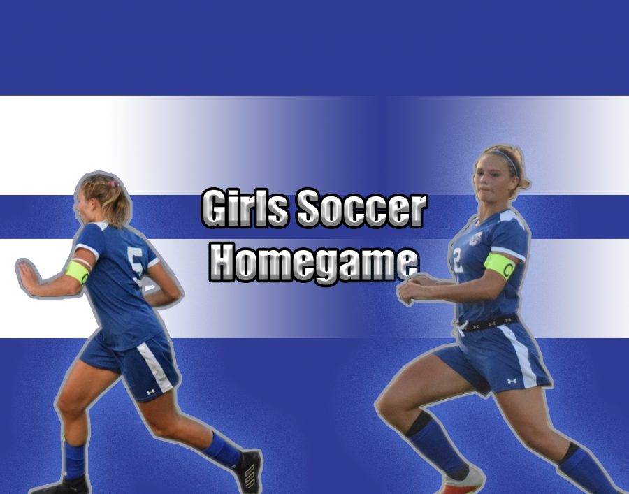 For social media use when there is a girls soccer homegame