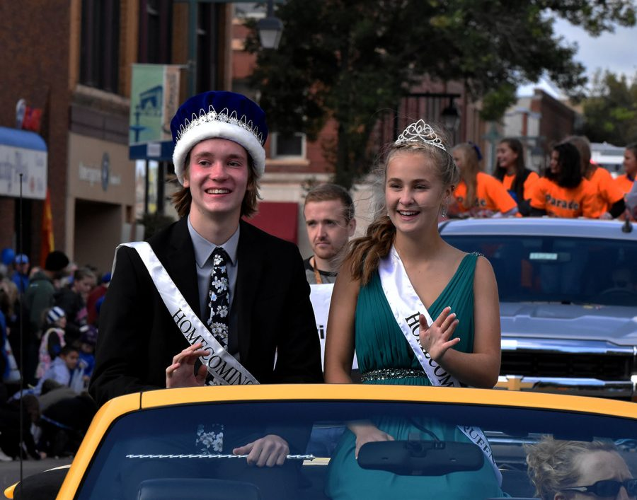 HomecomingParade Photo Gallery