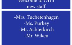 OHS welcomes new staff