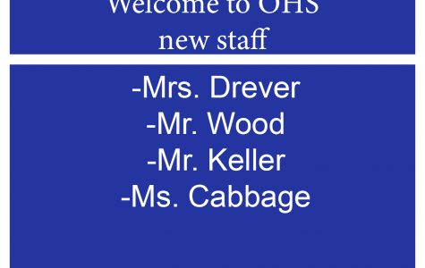Part III: OHS welcomes new teachers
