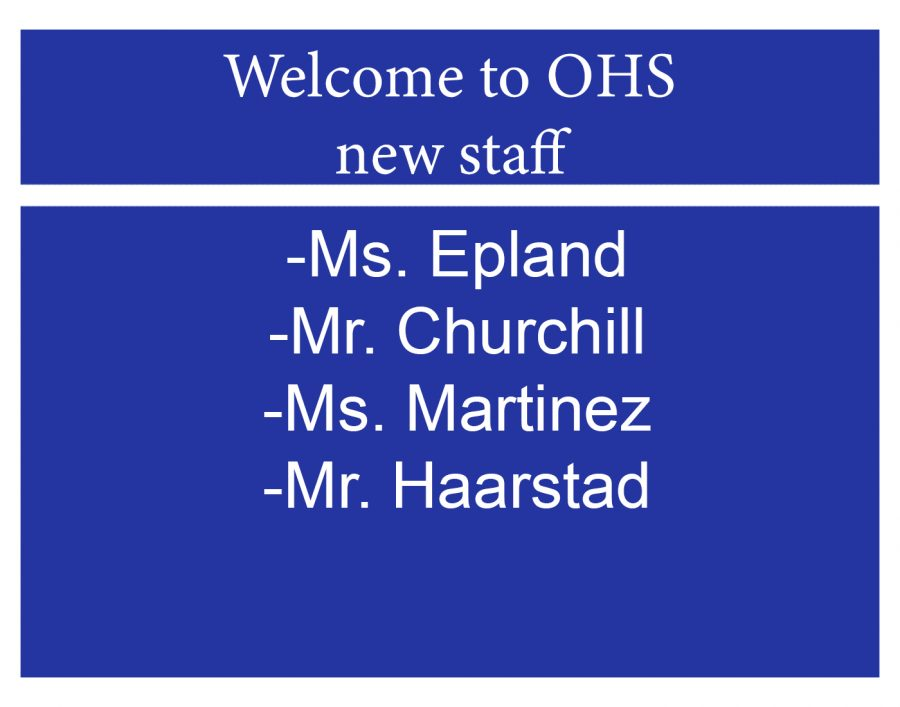 Part+IV%3A+OHS+welcomes+new+teachers