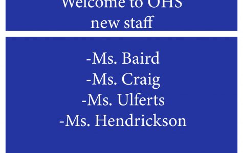 Part II: OHS welcomes more staff