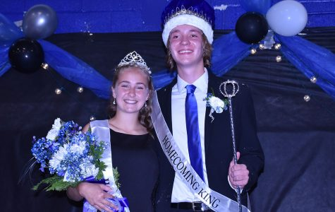 OHS crowns 2018 homecoming royalty