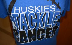 "Huskies ""Tackle Cancer"""