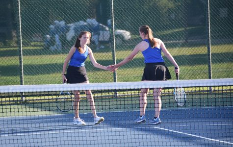 OHS Girls Tennis team is acing their season