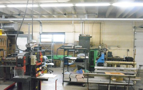 A machining degree can be completed in a two year program and is used in many businesses in the Owatonna area