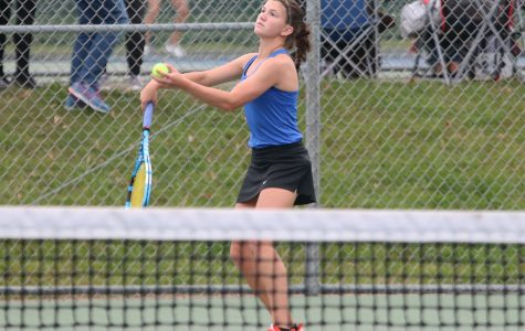 Rahrick headed to state tournament for tennis