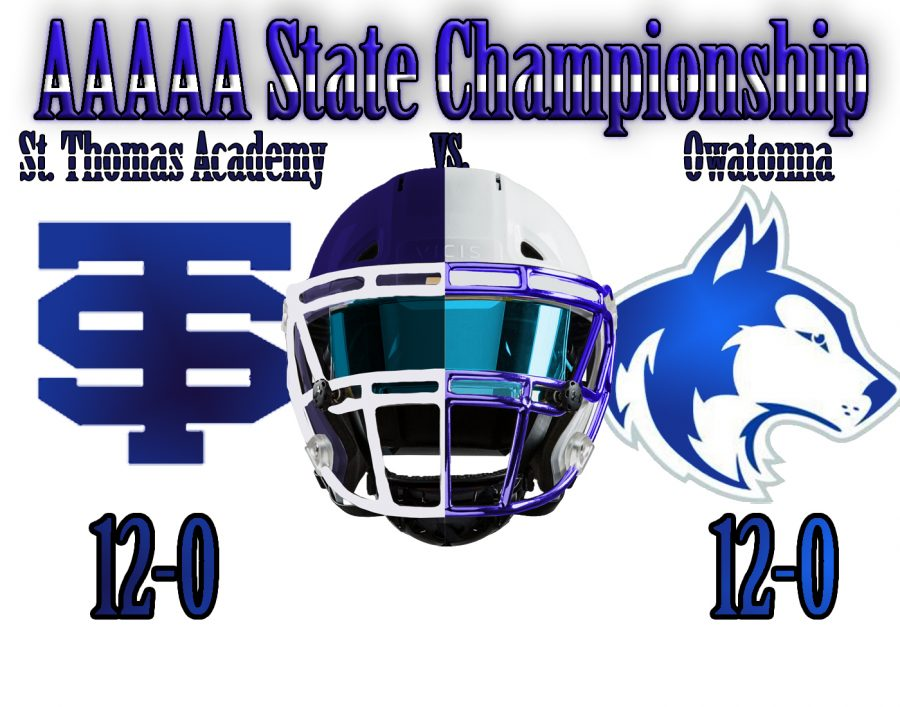 The Huskies will be defend the state title Nov. 24 at 4 p.m. at US Bank vs. St. Thomas Cadets- both teams are undeafeated