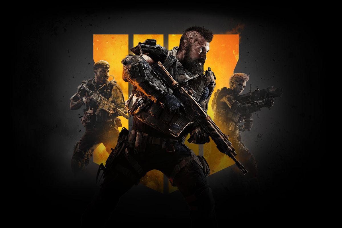 Black Ops 4 Loading Screen