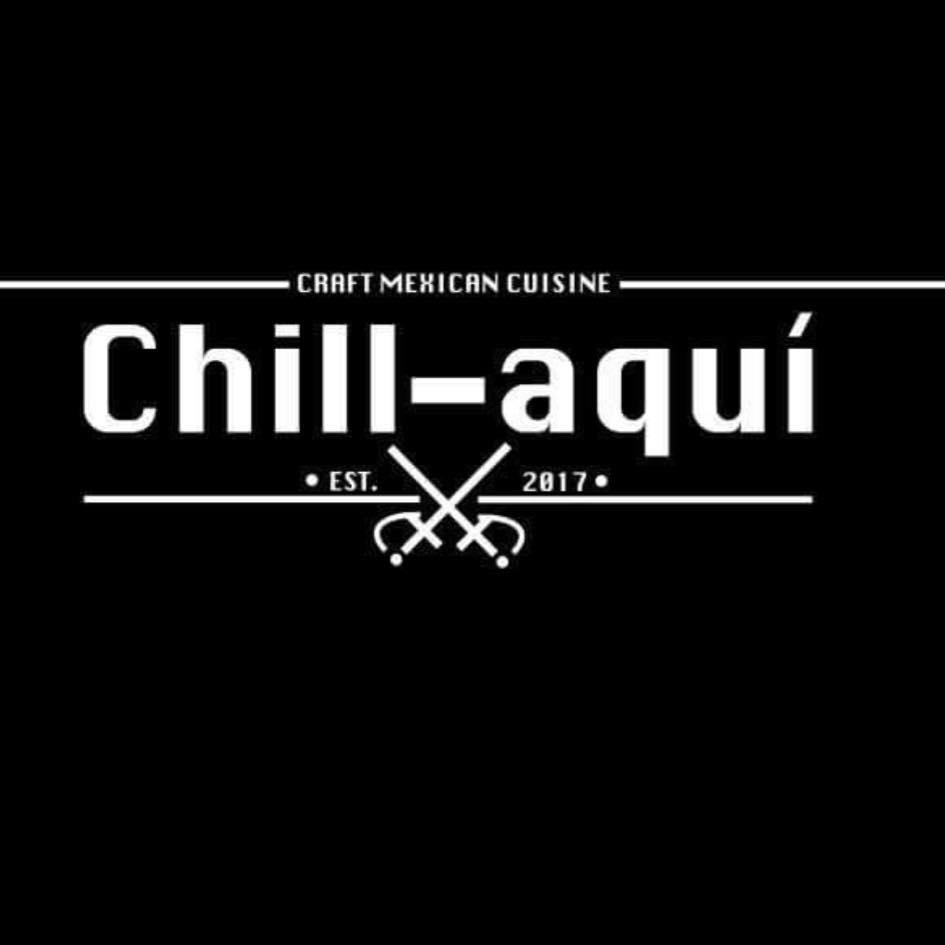 Chill Aqui translates to