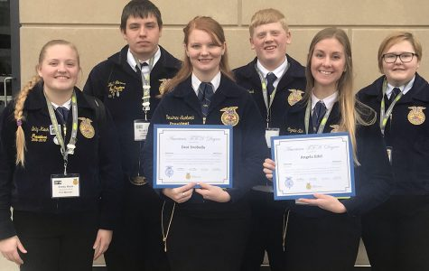 FFA enjoys the national conference