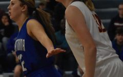 Girls basketball bounces past a challenging season